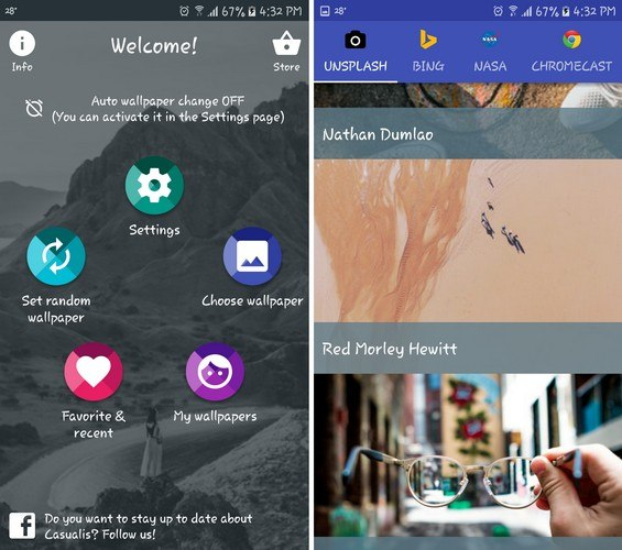 6 Wallpaper Changer Apps to Make Your Android Phone Pop