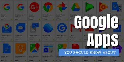 7 Lesser Known Google Android Apps You Should Know About