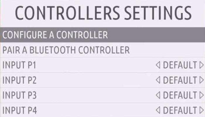 recalbox-configure-controller