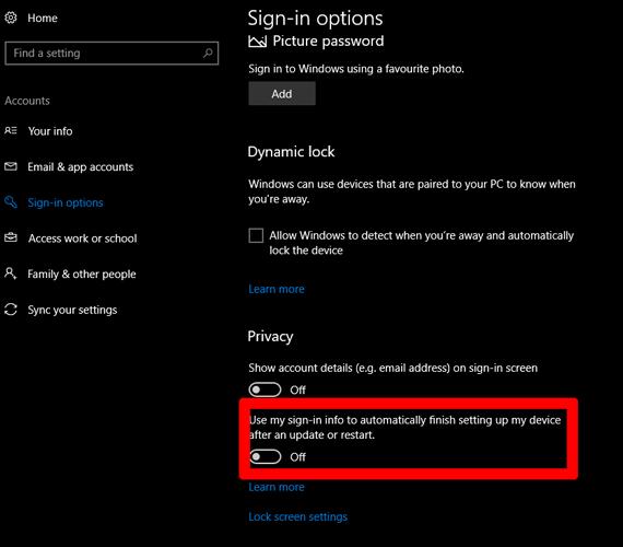 windows-10-start-menu-not-working-settings-change