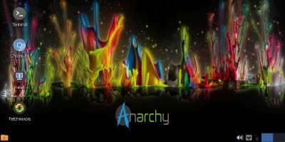 Anarchy Linux: Arch Linux Made Easy