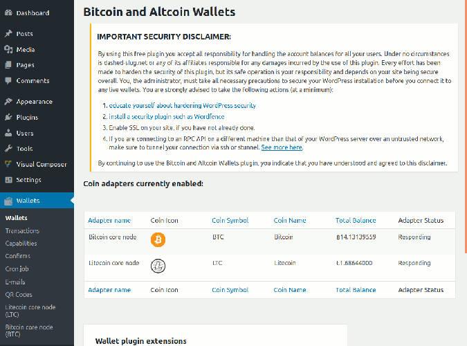 bitcoin-wp-plugins-04-bitcoin-wallet
