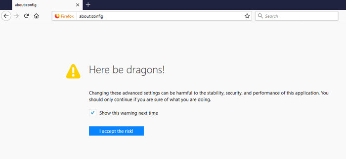 26 Firefox Quantum About:Config Tricks You Need to Learn - Make Tech