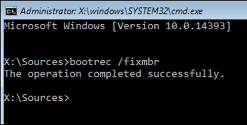 How to Fix the MBR (Master Boot Record) in Windows 10 - Make