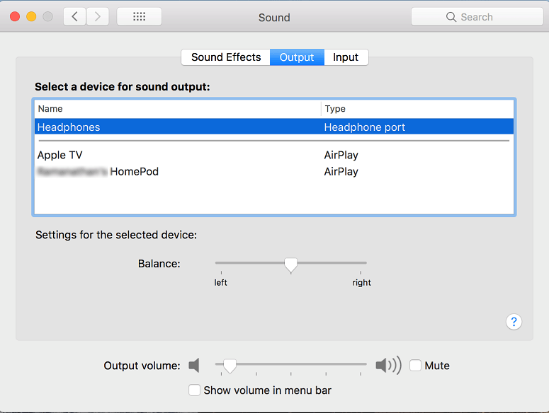 mac-output-channel