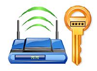 Router Default Password