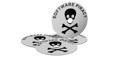 Using Pirated Software Featured