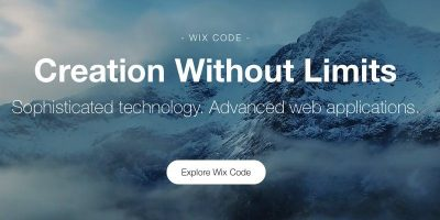 Easily Create a Web App with Wix Code