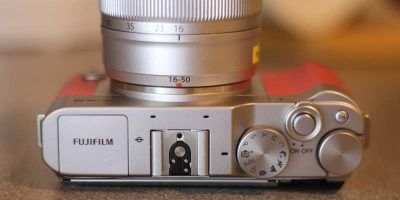 Fujifilm X-A3 Mirrorless Digital Camera Review