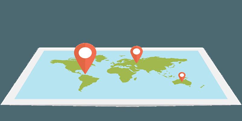 5 способов локализовать функции геолокации Google в путешествии