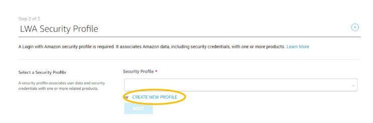 raspberrypi-echo-lwa-security-profile2