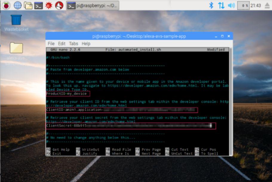 raspberrypi-echo-insert-device-data