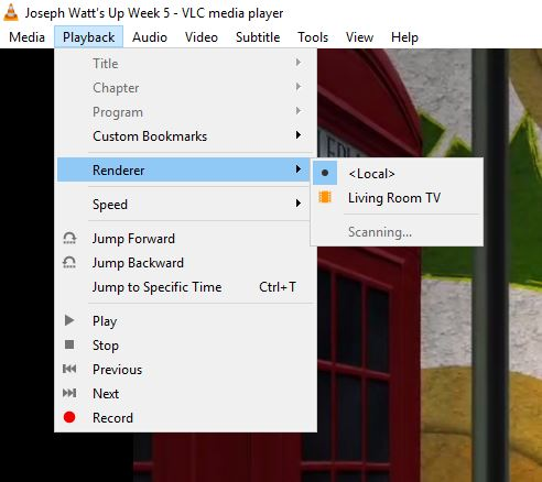 How to Stream Video or Audio From VLC to Chromecast - Make