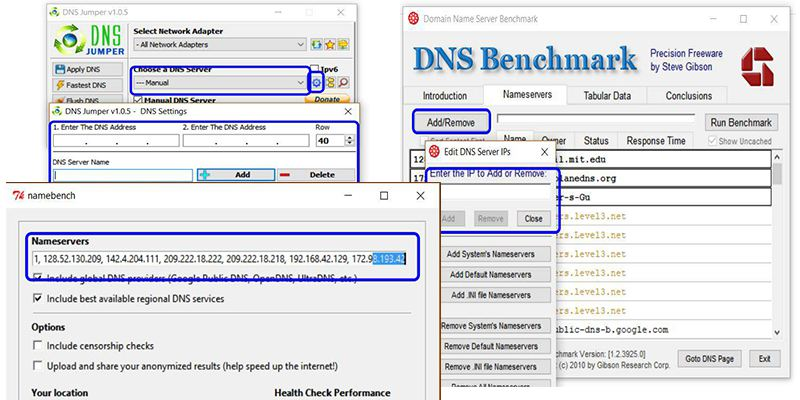 How to Find the Best Alternative DNS Server - Make Tech Easier