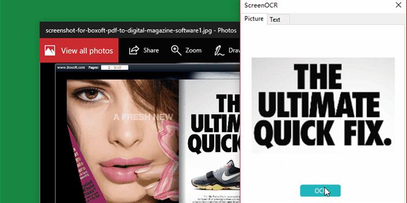 Easy Screen OCR - Make Tech Easier Software