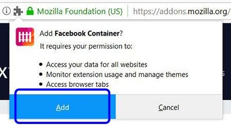 facebook-container-permissions