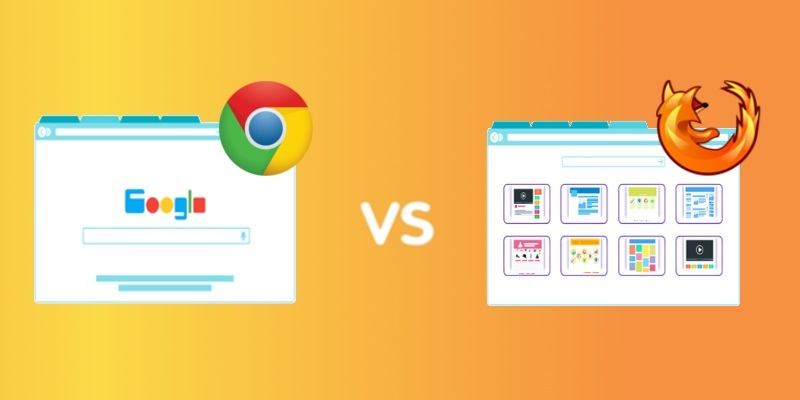 Chrome vs  Firefox Quantum - Which One Is the Better Browser