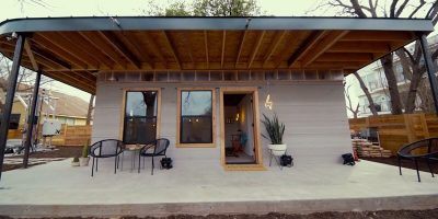 The Latest Use for 3D Printing: $4000 Homes in 24 Hours
