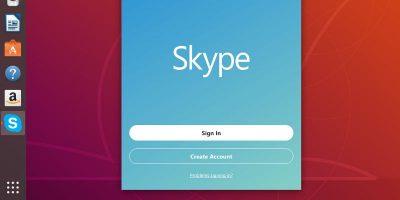 Skype on Ubuntu