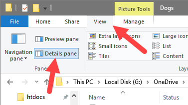 tag-files-in-windows-select-detailes-pane