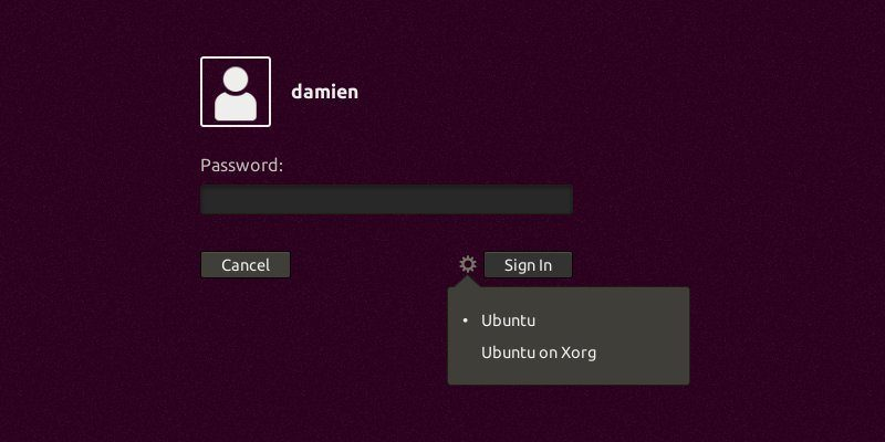 How to Switch to Xorg from Wayland in Ubuntu 17 10 [Quick
