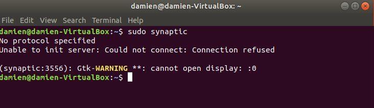 ubuntu-wayland-error