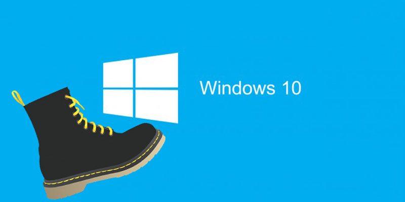 latest windows 10 update slow