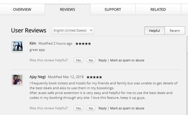 extensions-reviews