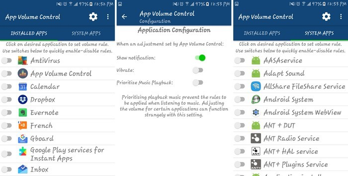 5 Useful Android Volume Control Apps to Control Your Device's Volume
