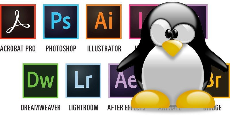 How to Install Adobe Creative Cloud Apps in Linux - Make