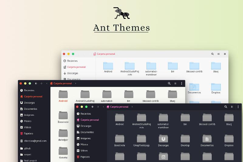 Ant GTK Theme