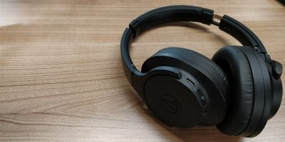 Audio Technica ATH-ANC700BT Wireless Headphones Review