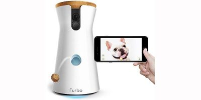 Treat Your Dog When You're Gone with Furbo Dog Camera at 30% Off