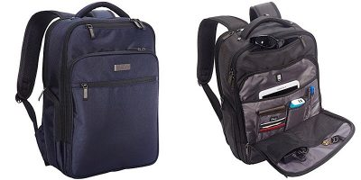 Travel Light with the Brooklyn Commuter Laptop Backpack at a Savings of $190