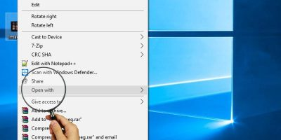 "How to Fix ""Open With"" Not Working in Windows 10"