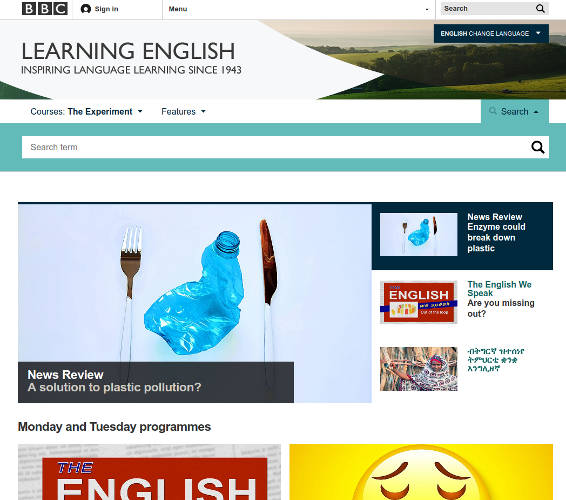5 of the Best Sites to Learn English for Free - Make Tech Easier