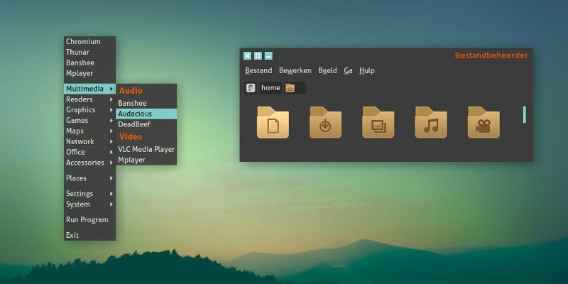 11 Great LXDE Themes - Make Tech Easier