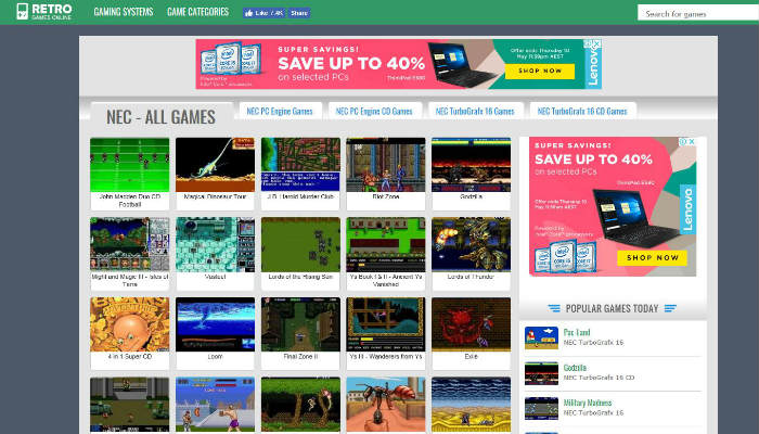 retro-game-retrogamesonline