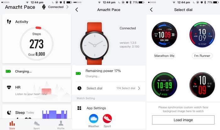 xiaomi-amazfit-app