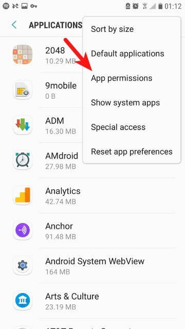 How to Restrict Android App Permissions - Make Tech Easier