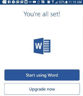 android-windows-start-word