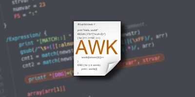 Getting Started with Awk Command