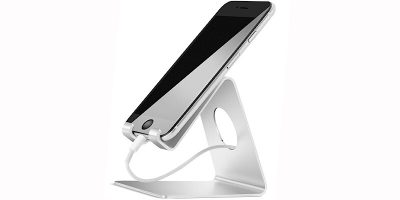 Stylish Lamicall iPhone Stand at 79% Off, Perfect for Charging
