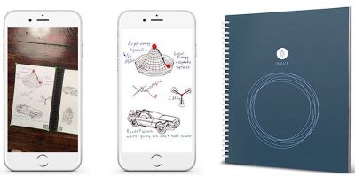 The Smart Way to Write – Rocketbook Reusable Smart Notebook, for Less than $20