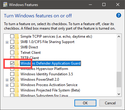 edge-application-guard-check-windows-defender-application-guard-option