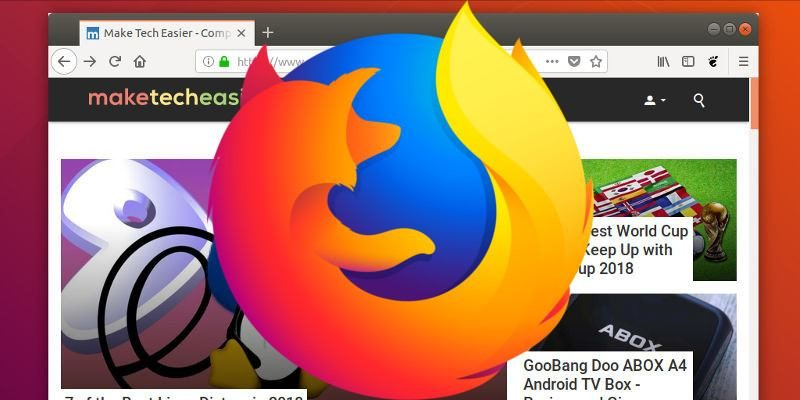 Enable Firefox CSD On Linux