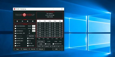 How to Reduce CPU Temperature by Undervolting