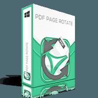 PDF Page Rotator