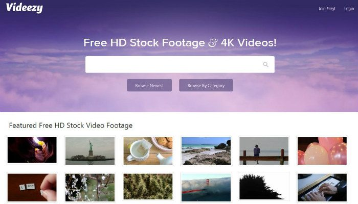 free hd footage download