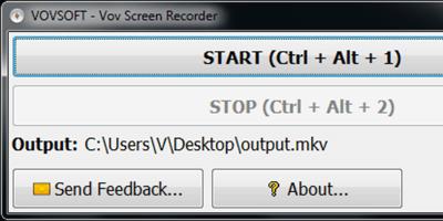 Vov Screen Recorder